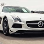Mercedes SLS AMG Black Series без пробега выставили на продажи за 57 млн руб