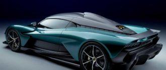 Aston Martin Valhalla: серийная версия суперкара со множеством изменений