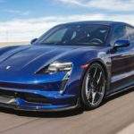 Porsche Taycan Turbo получил сдержанный обвес от компании Vivid Racing