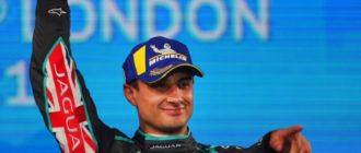 Формула E: Митч Эванс продолжит выступать за Jaguar