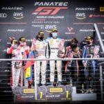 Константин Терещенко завоевал 3-е место на этапе GT World Challenge Europe Sprint Cup в Великобритании