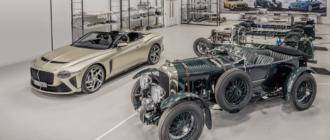 Bentley возродила автомобиль 1929 года (с точностью до миллиметра)
