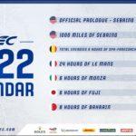 Анонсирован календарь FIA WEC на сезон 2022 года