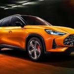 Новый паркетник MG One предложит два варианта дизайна