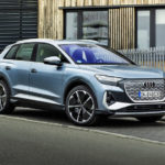 Расширена гамма электрических кроссоверов Audi Q4 e-tron