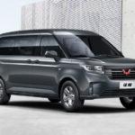 GM и SAIC выпустили дешевый минивэн Wuling Journey