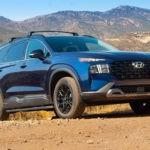 Hyundai Santa Fe обзавелся внедорожной версией XRT