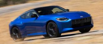 Представлен новый серийный спорткар Nissan Z