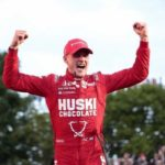IndyCar: Маркус Эриксон одержал свою вторую победу
