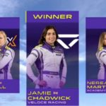 W Series: Чэдвик выиграла, Сидоркова заняла 4-е место