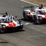 Ле-Ман: Toyota вновь завоевала победный дубль