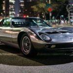 Необычный лот: с молотка пустят Lamborghini Miura с кузовом без краски