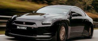 Владелец Infiniti G35 искусно стилизовал купе под суперкар GT-R
