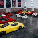 Блогер показал роскошную коллекцию суперкаров богатой семьи из Майами