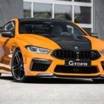900-сильная версия BMW M8 от специалистов компании G-Power