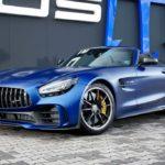 В Posaidon сделали Mercedes-AMG GT R Roadster мощнее купе Black Series
