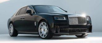 Специалисты Spofec добавили новому Rolls-Royce Ghost II стиля и мощности
