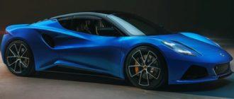 Стали известны характеристики нового суперкара Lotus Emira