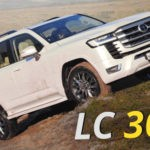 Положительные и отрицательные стороны изменённой концепции Toyota Land Cruiser 300   Наши тесты