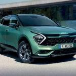 Kia Sportage нового поколения: укороченная версия для Европы