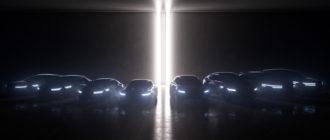 Genesis готовит восемь электрических моделей