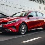 Объявлены цены на рестайлинговые седаны Kia Cerato