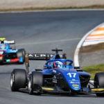 Ф3: Мартен выиграл вторую субботнюю гонку в Зандфорте