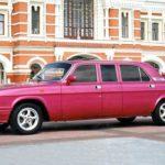 ГАЗ-3102 в обвесе Excellent Cardinal: как в 90-ые дорабатывали «Волги»