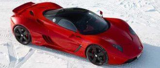 За российский спорткар Marussia B1 просят немалые 16,5 млн рублей
