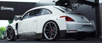 Тюнеры воплотили в жизнь виртуальный VW Beetle GT из Gran Turismo