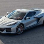 Американцы показали первое официальное фото Chevrolet Corvette Z06