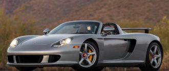Ценник за Porsche Carrera GT 2004 на аукционе подобрался к 75 млн рублей