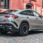 Brabus 900 Rocket Edition на базе GLE 63 S Coupe обещает стать быстрейшим SUV в мире