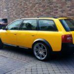 Немец своими силами построил модификацию Audi RS6 Allroad и теперь продает