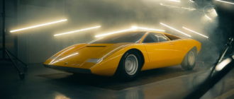 Lamborghini возродила Countach LP 500 50-летней давности