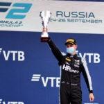 Формула 2: Пиастри одержал очередную победу в Сочи
