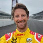 Роман Грожан готовится к тестам с командой Andretti