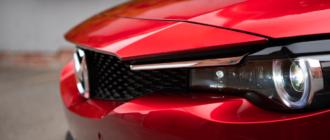 5 новых кроссоверов Mazda появятся за два года