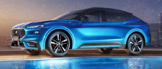 Mondeo-заменитель: кросс-лифтбек Ford Evos стал серийным