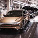 Компания Lucid все же начала производство электромобилей