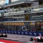Подтверждено время старта гонок Ф2 и Ф3 в Сочи