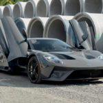 За суперкар Ford GT известного гонщика готовы выложить более 56 млн рублей