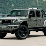 Jeep Gladiator получил внедорожную модификацию от итальянского ателье MILITEM